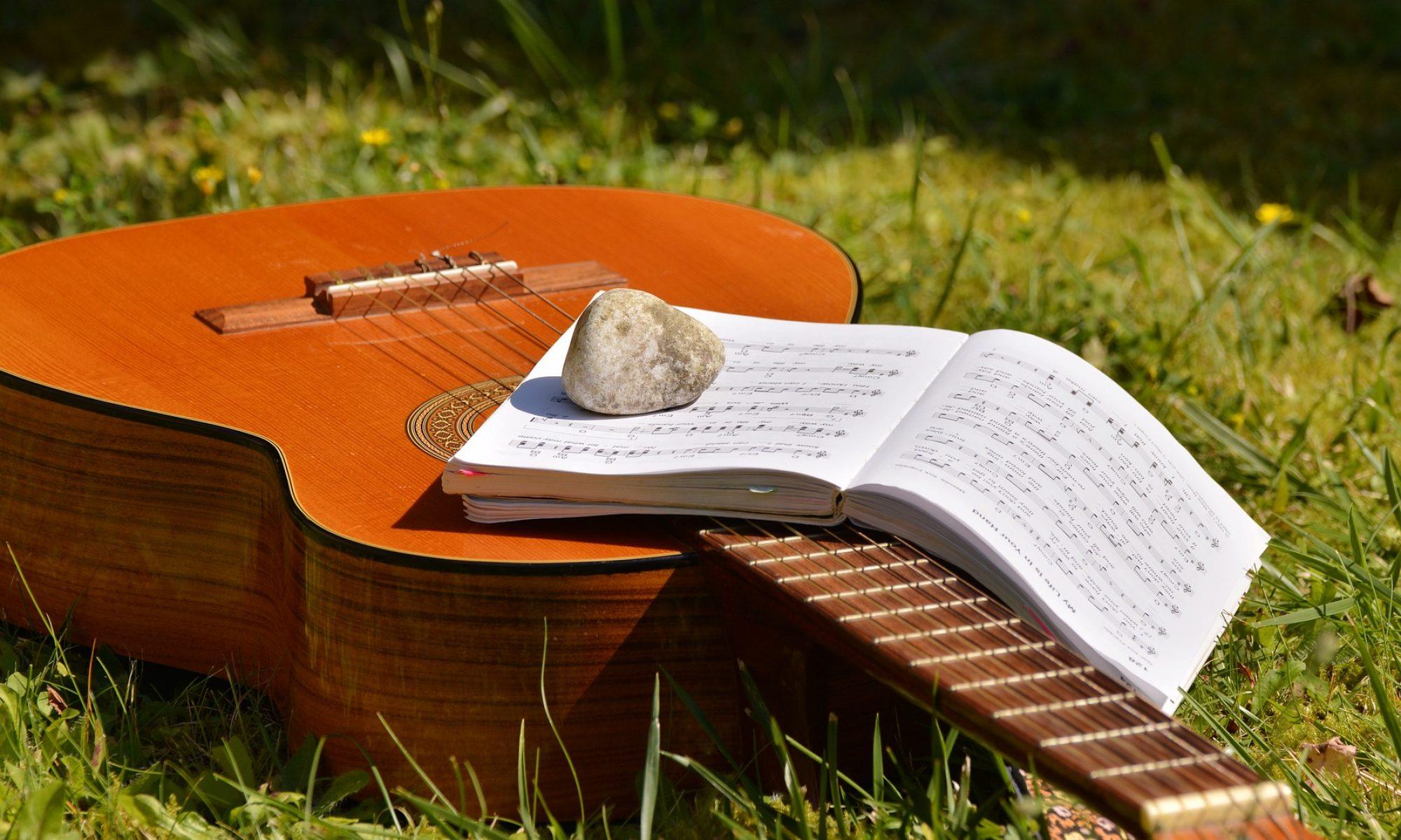 Cours de guitare à votre domicile - réduction d'impôt de 50%